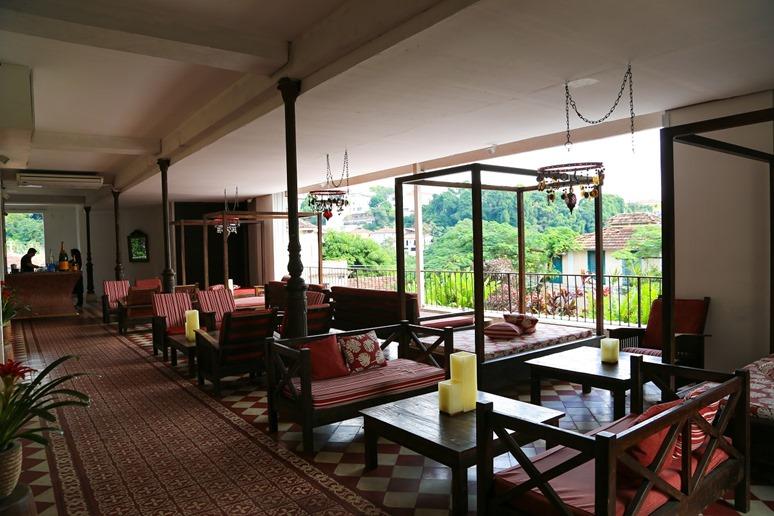 Bar dos Descasados (Foto divulgação) - Restaurantes com vista