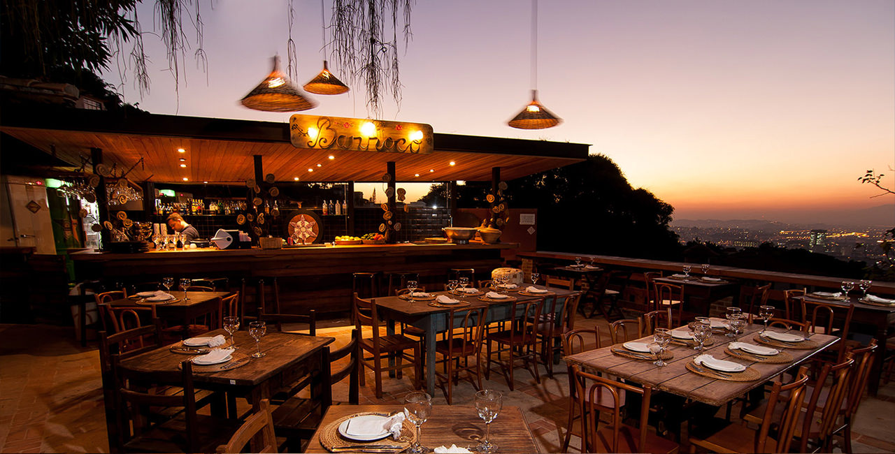 Restaurante com vista encantadora no rio de janeiro for Restaurant vista palace