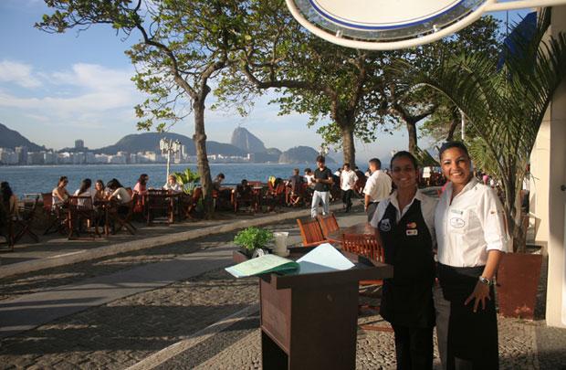 Café do Forte (foto divulgação) - Restaurantes com vista