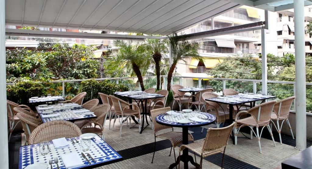 Lorenzo Bistro (Foto divulgação) - Restaurantes com vista
