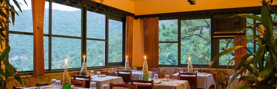Hansl (Foto divulgação) - Restaurantes com vista