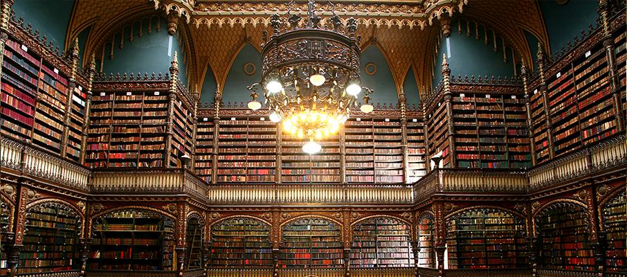 Real Gabinete Português de Leitura | Roteiro AboutRio