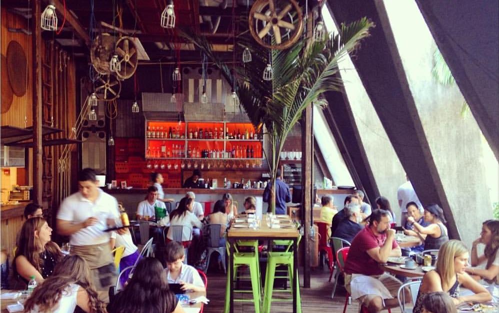 La Nave Bistrô Bar (Foto divulgação) museus