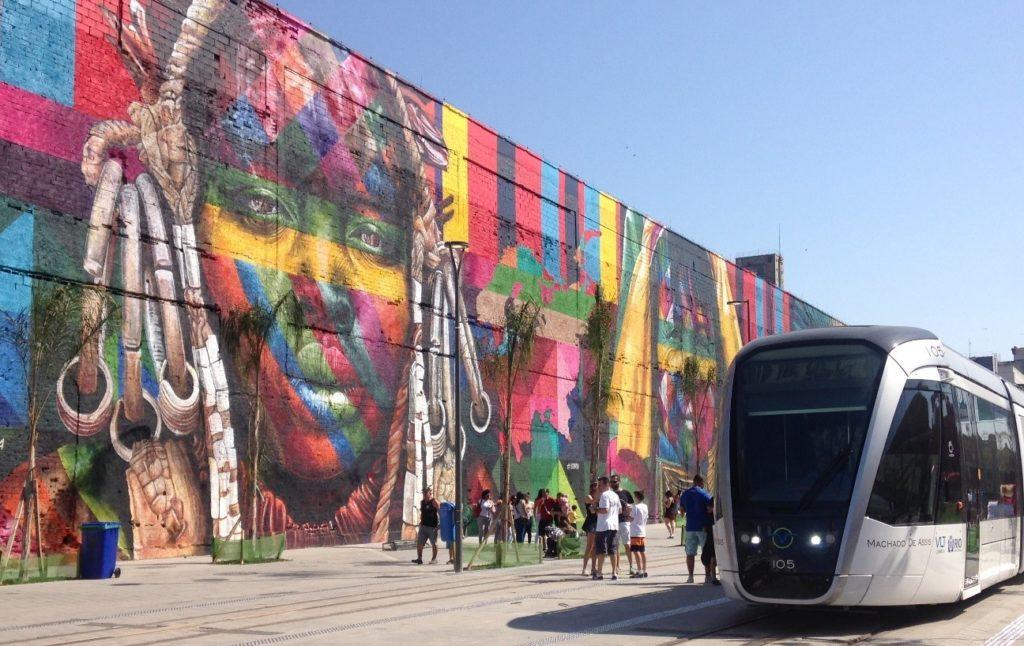 Boulevard Olímpico - Foto de About Rio