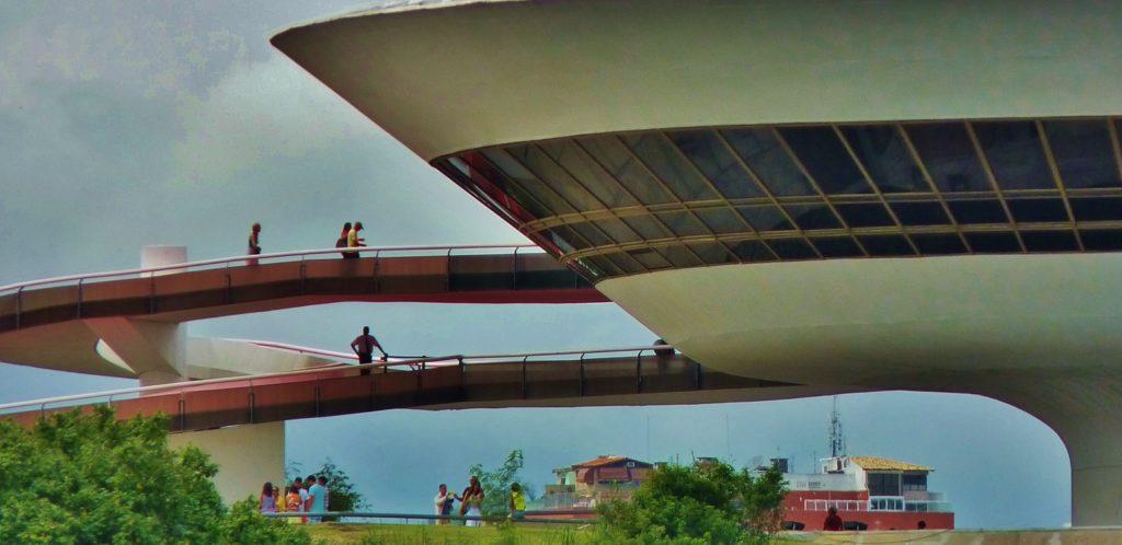 MAC - Museu de Arte Contemporânea   Foto de About Rio   Roteiro Niterói