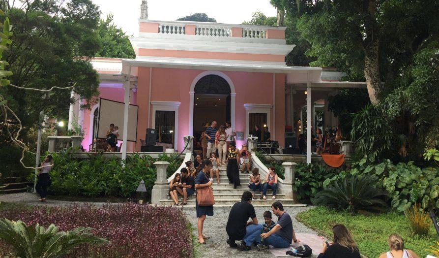 Casa Carandaí Casa Rosa